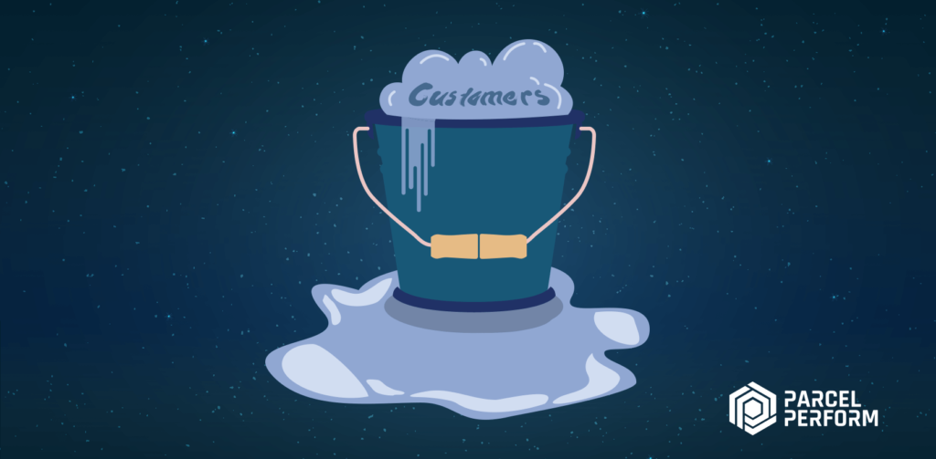 Customer Retention-FlowingBucket Header Image