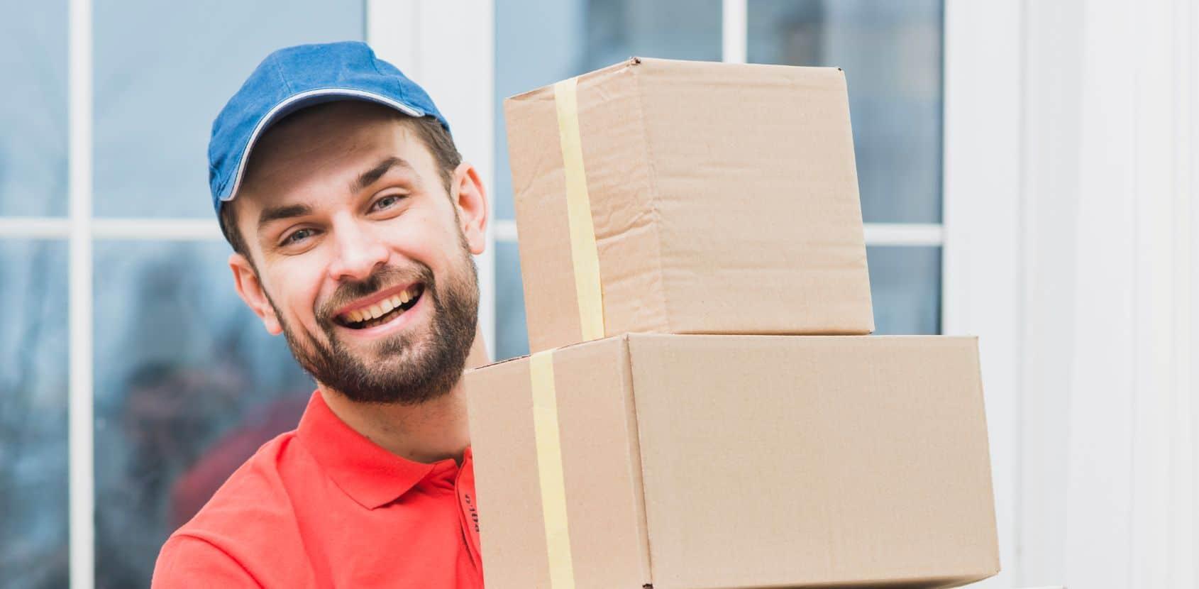customer service questions in logistics - logistics service header
