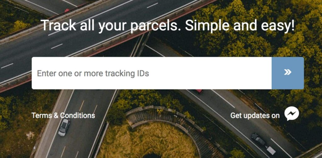 parcel monitor - parcel tracking inquiries