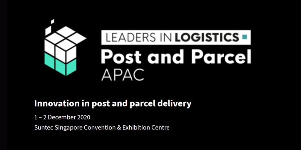 Leaders in Logistics Post and Parcel APAC