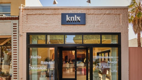 Knix Plans First US Stores