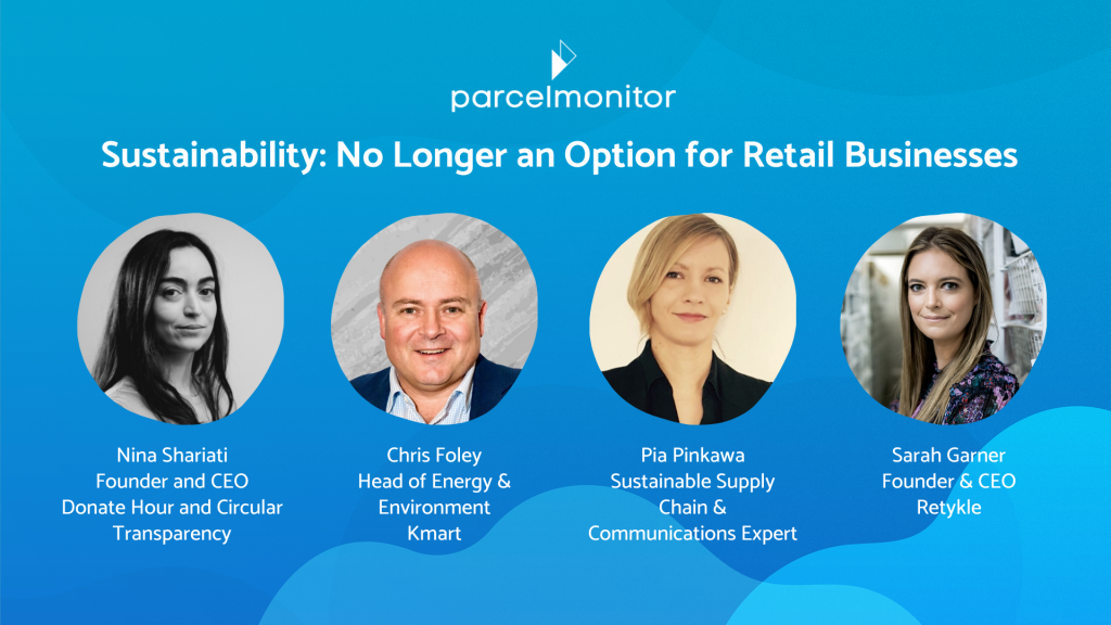 Panel Discussion: Sustainability is No Longer Just an Option for Retail Businesses