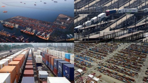 The Worst Supply Chain Crisis Ahead of Christmas