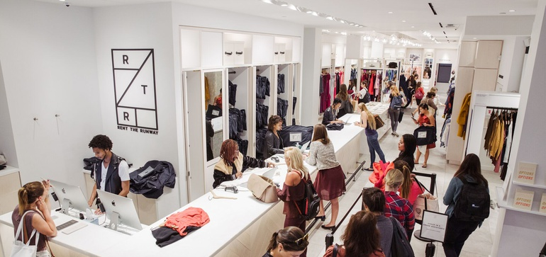E-Commerce Platform Rent the Runway Applies for IPO