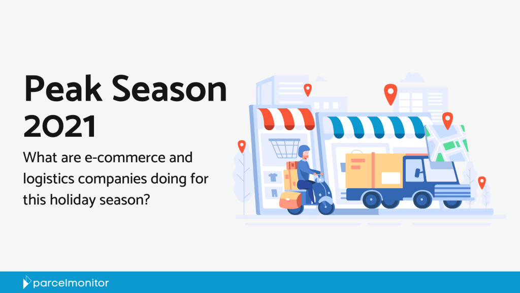 How e-commerce and logistics companies are planning for peak season