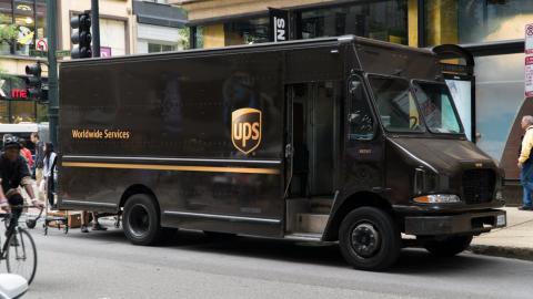 UPS accounces peak season surchages ahead of holiday season 2021